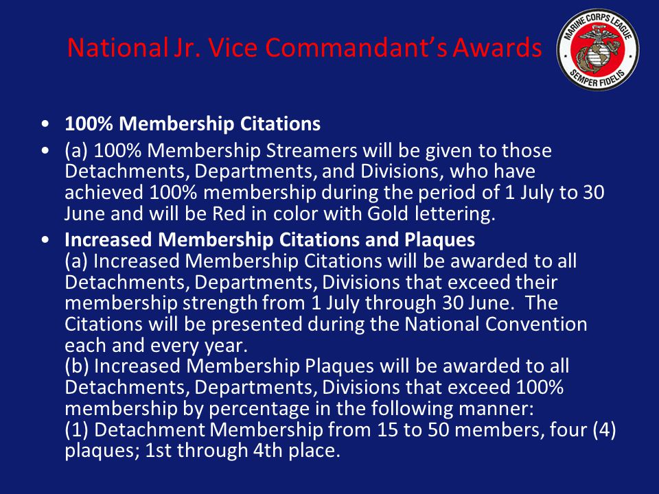 3. Detachment VAVS Award Detachment VAVS Award recommendations should also be submitted to the National VAVS Representative to be received no later th
