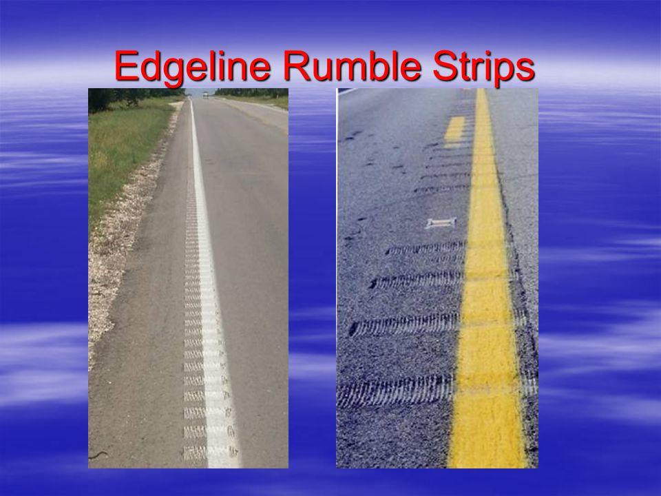 Edgeline Rumble Strips