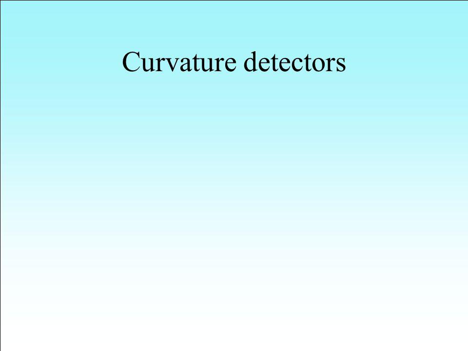 Curvature detectors