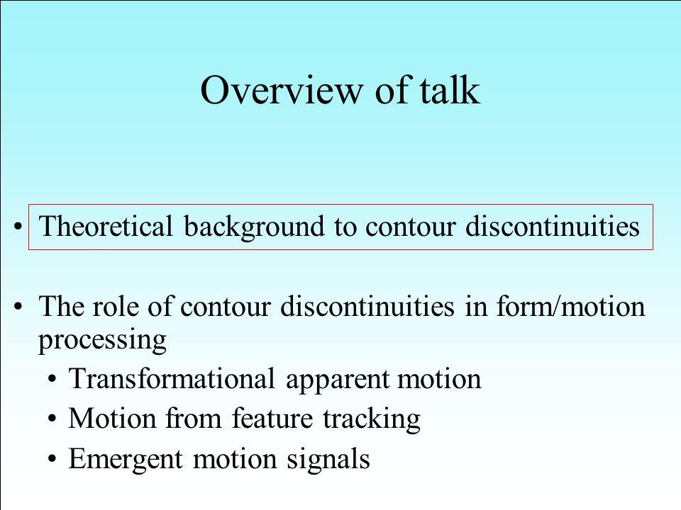 Curvature discontinuities pop out Kristjansson & Tse, 2001, P&P