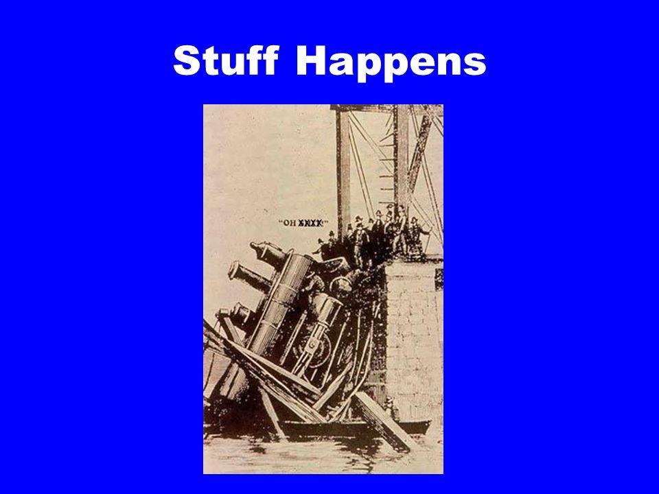 Stuff Happens XXXX