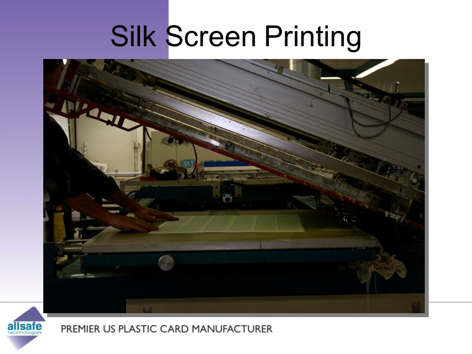 Silk Screen Printing Access Control Time & Attendance