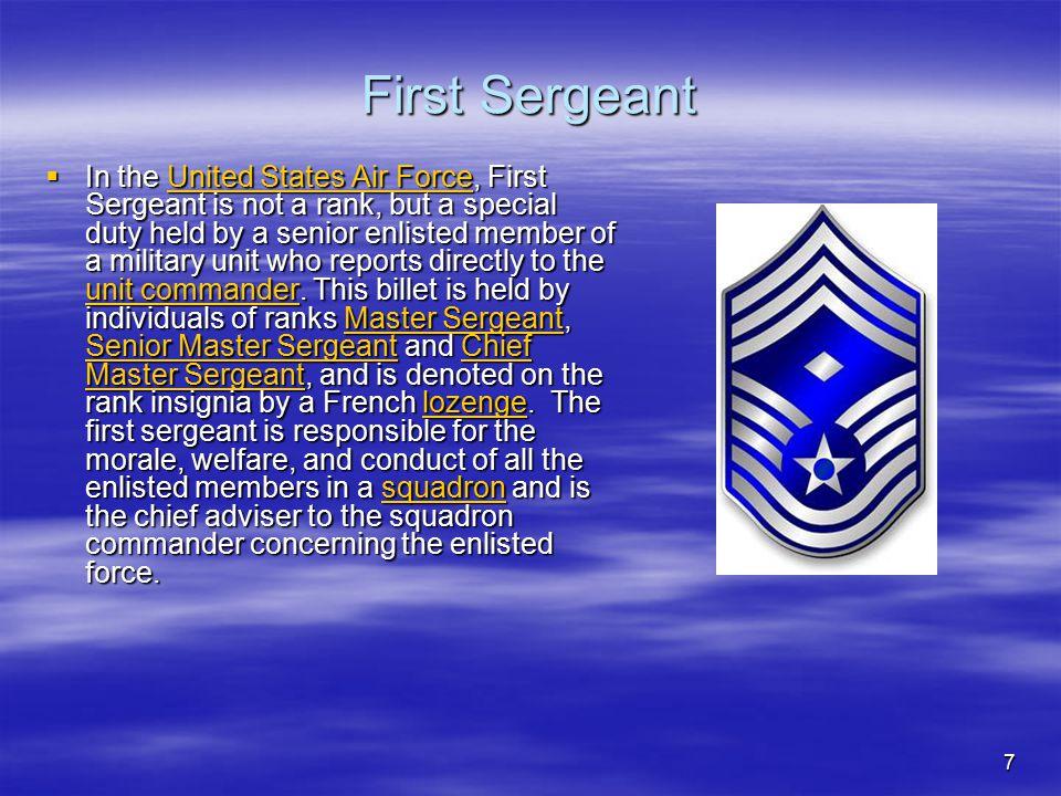 18 General Officer (0-7 to O-10)  Brigadier General (Brig Gen).