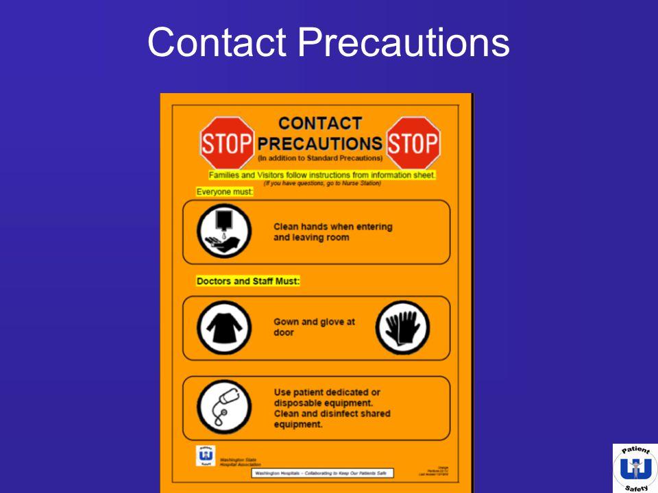 Contact Precautions