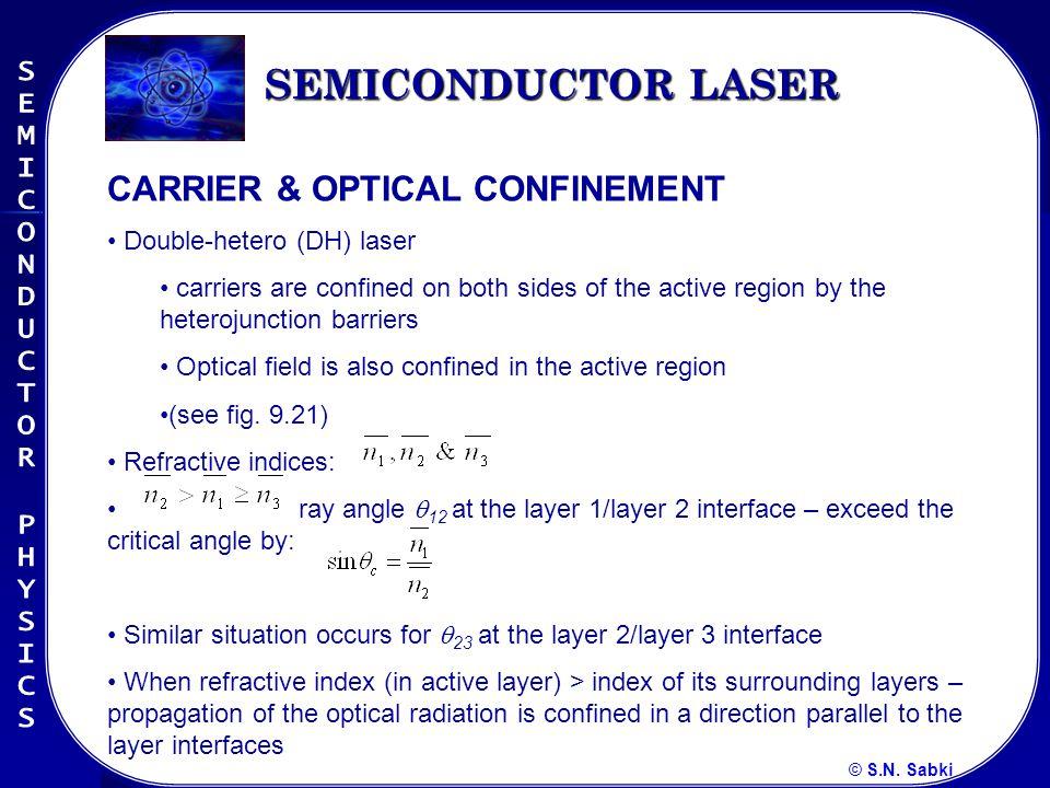 © S.N.Sabki basically a p-n junction or a metal-semicond.