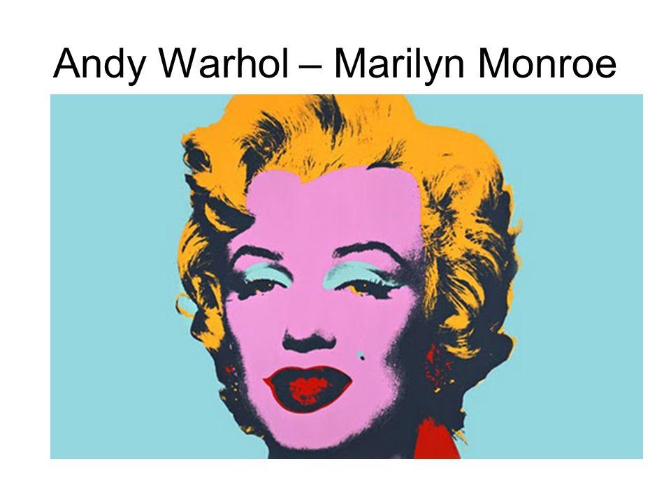 Andy Warhol – Marilyn Monroe