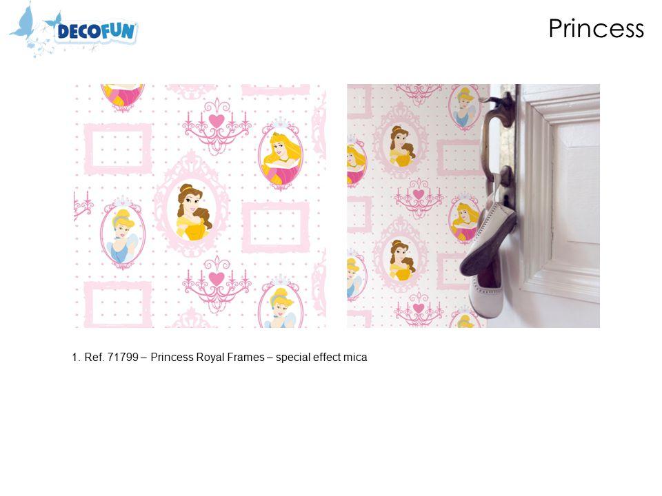 Princess 1. Ref. 71799 – Princess Royal Frames – special effect mica