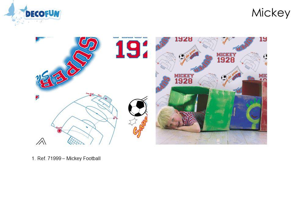 Mickey 1. Ref. 71999 – Mickey Football
