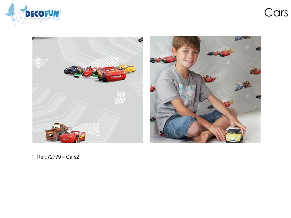 Cars 1. Ref. 72799 – Cars2