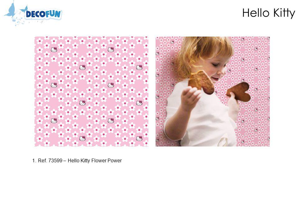 Hello Kitty 1. Ref. 73599 – Hello Kitty Flower Power