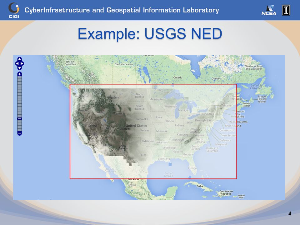 Example: USGS NED 4