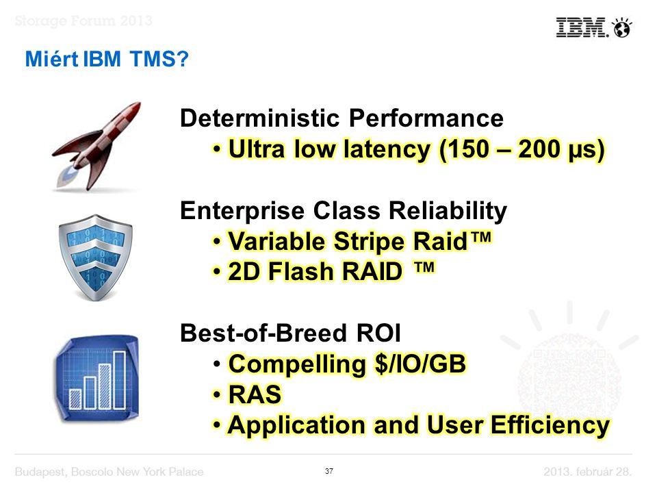 37 Miért IBM TMS