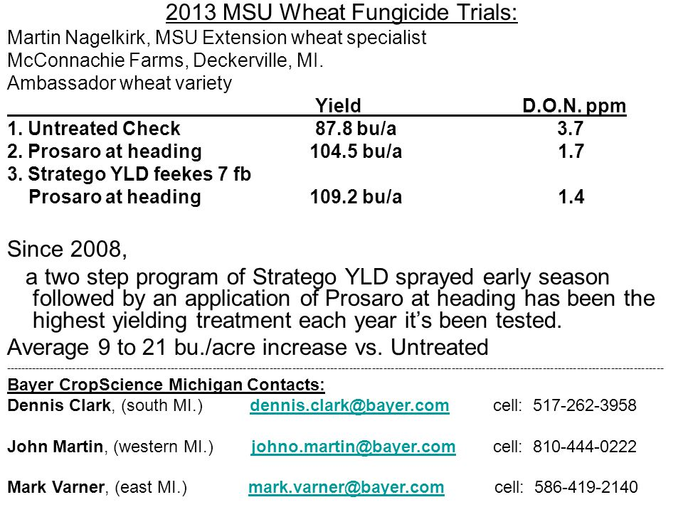 Observations and Notes: Two fungicide applications go hand-in–hand with better nitrogen mgmt.