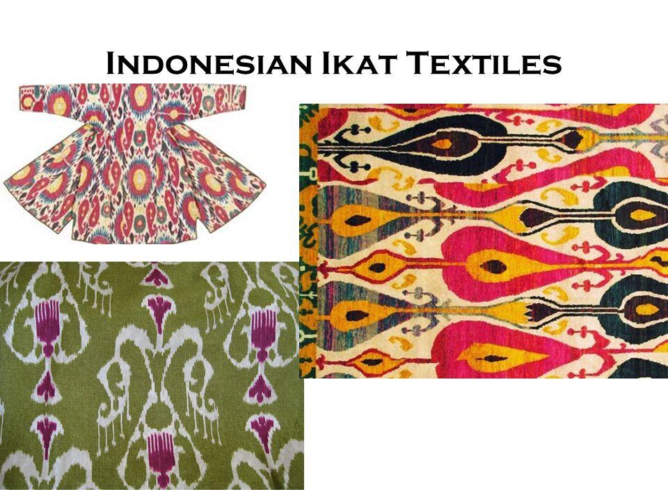 Indonesian Ikat Textiles