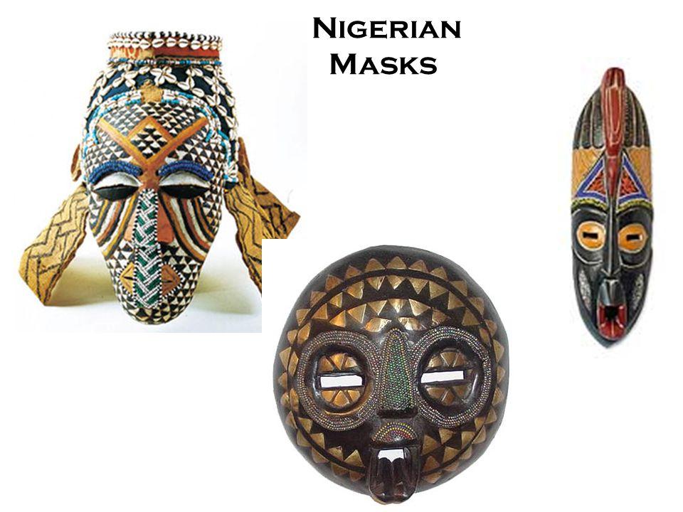 Nigerian Masks