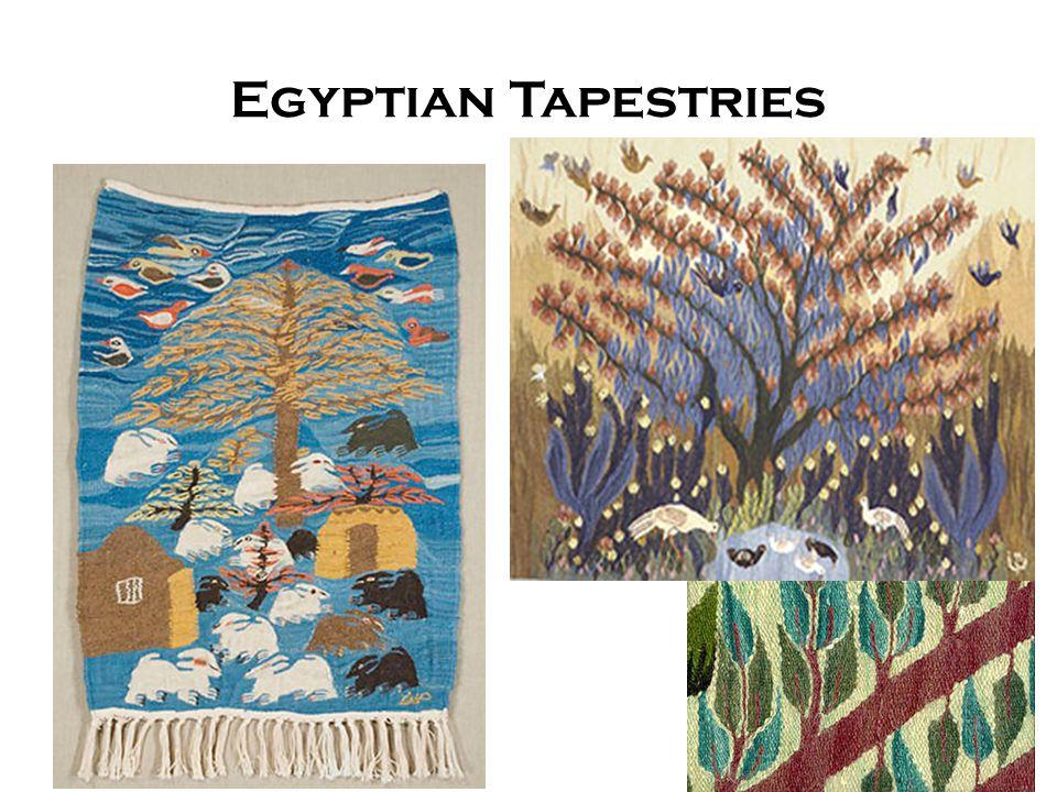 Egyptian Tapestries