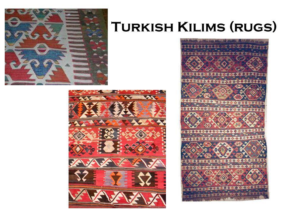 Turkish Kilims (rugs)