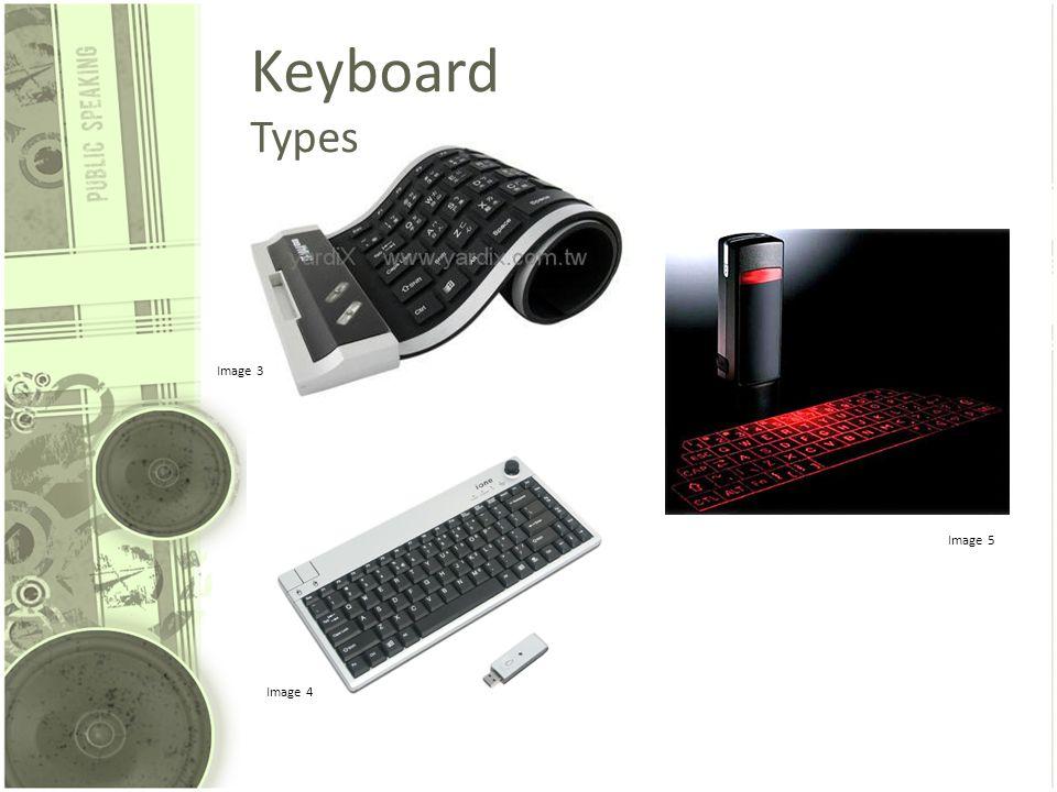 Image 3 Keyboard Types Image 4 Image 5