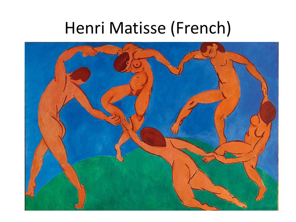 Henri Matisse (French)