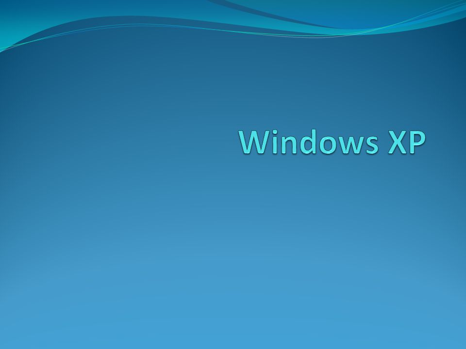 Windows XP History Design Principles System Components Environmental Subsystems File system Networking Programmer Interface