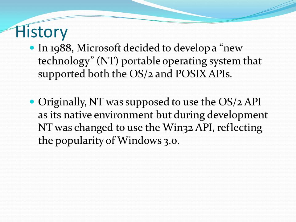 Networking — Protocols (Cont.) NetBEUI (NetBIOS Extended User Interface): default protocol for Windows 95 peer networking and Windows for Workgroups; used when XP wants to share resources with these networks.