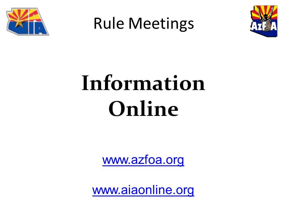 www.azfoa.org www.aiaonline.org