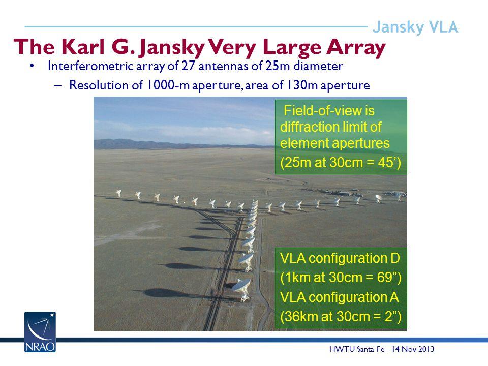 Jansky VLA The Karl G.