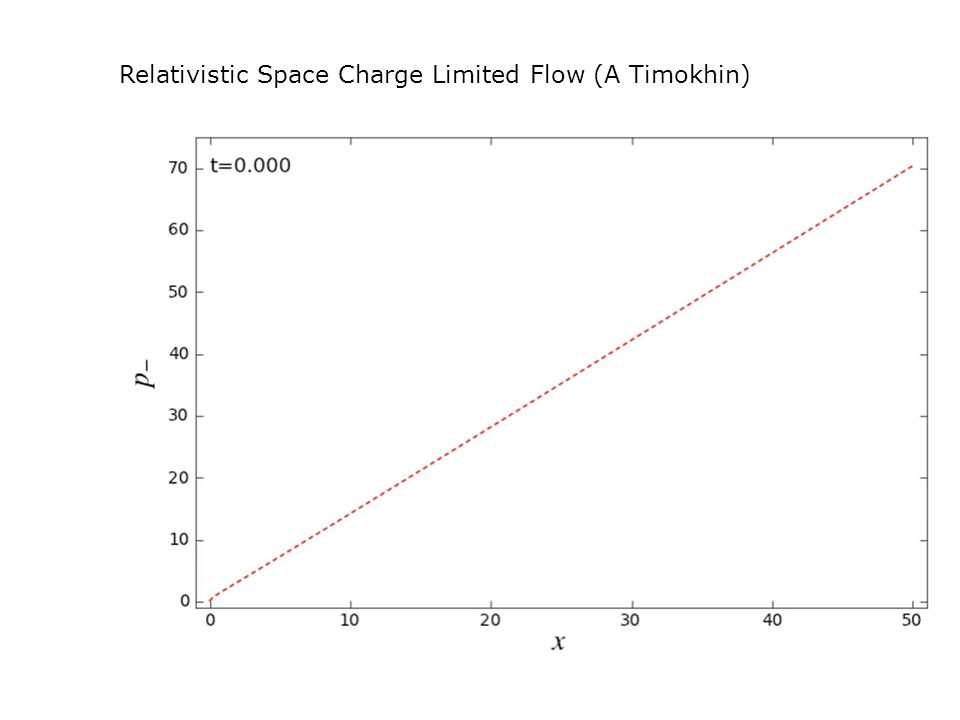 Relativistic Space Charge Limited Flow (A Timokhin)