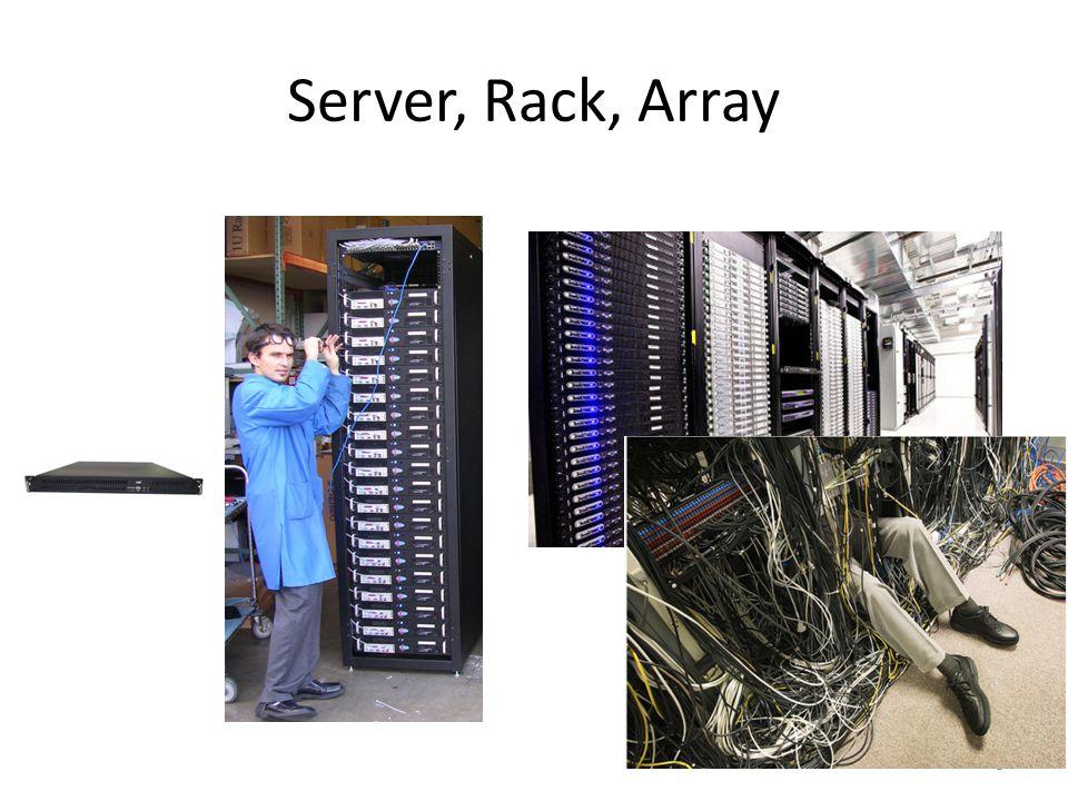 Server, Rack, Array 5