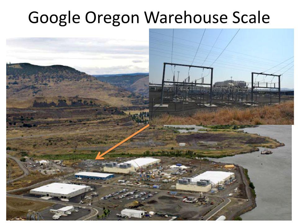 Google Oregon Warehouse Scale 61