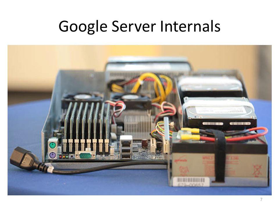 Google Server Internals 7 Google Server