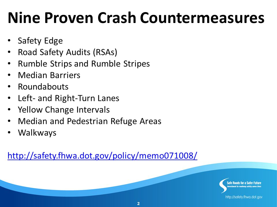 Yellow Change Interval Resources FHWA Safety Red-Light Running Web Page http://safety.fhwa.dot.gov/intersection/redlight/ FHWA Office of Safety Guan Xu guan.xu@dot.gov 202.366.5892 FHWA Resource Center Fred Ranck fred.ranck@dot.gov 708.283.3545 23
