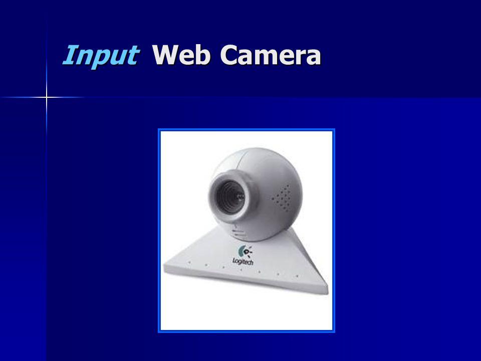 Input Web Camera