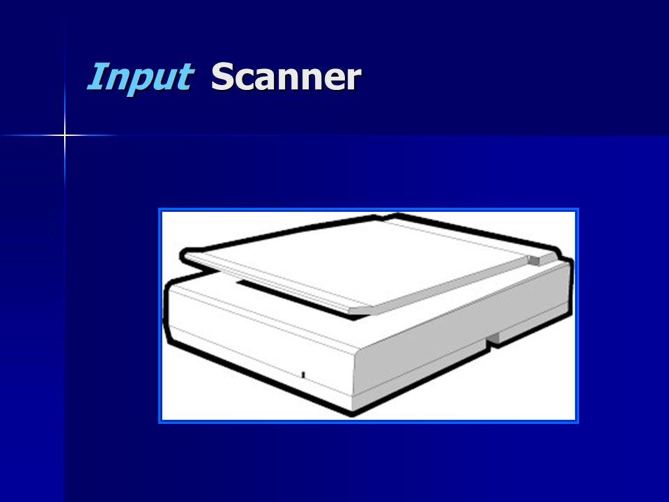 Input Scanner