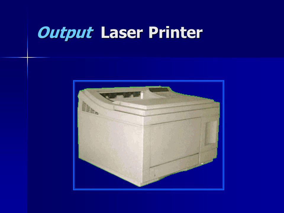 Output Laser Printer