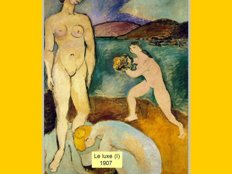 The Blue Nude (Souvenir of Biskra) 1907