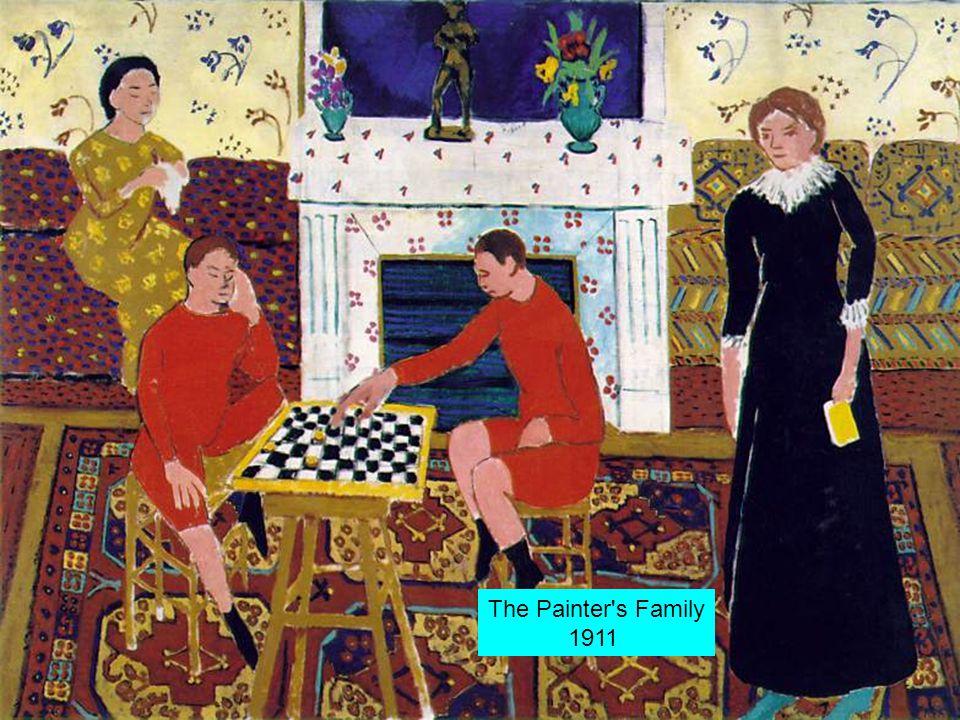 Dance (II) [late 1909-summer] 1910
