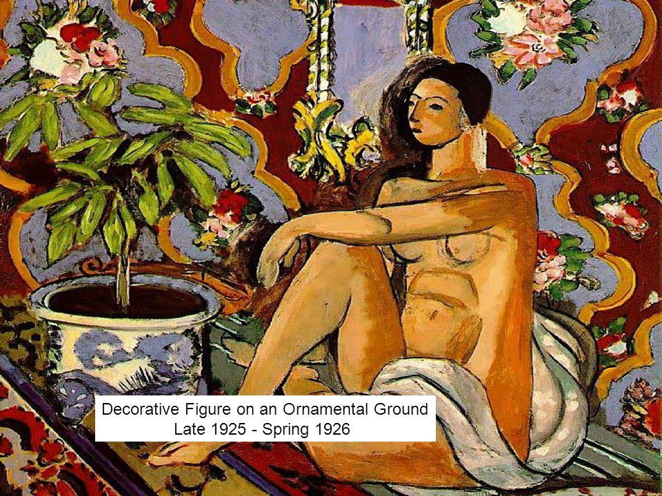 Odalisque with Magnolias 1923/24