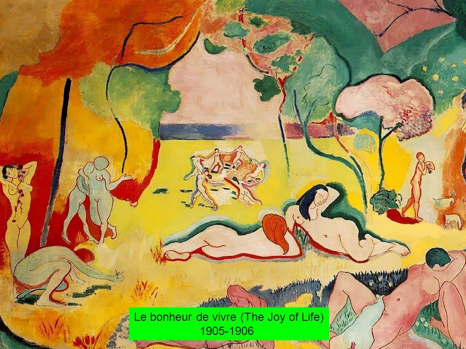 Green Stripe (Madame Matisse) 1905
