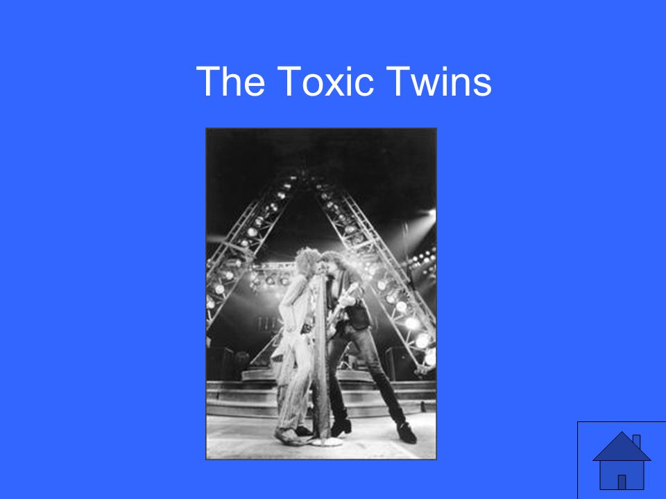 The Toxic Twins