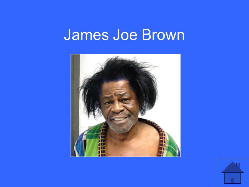 James Joe Brown
