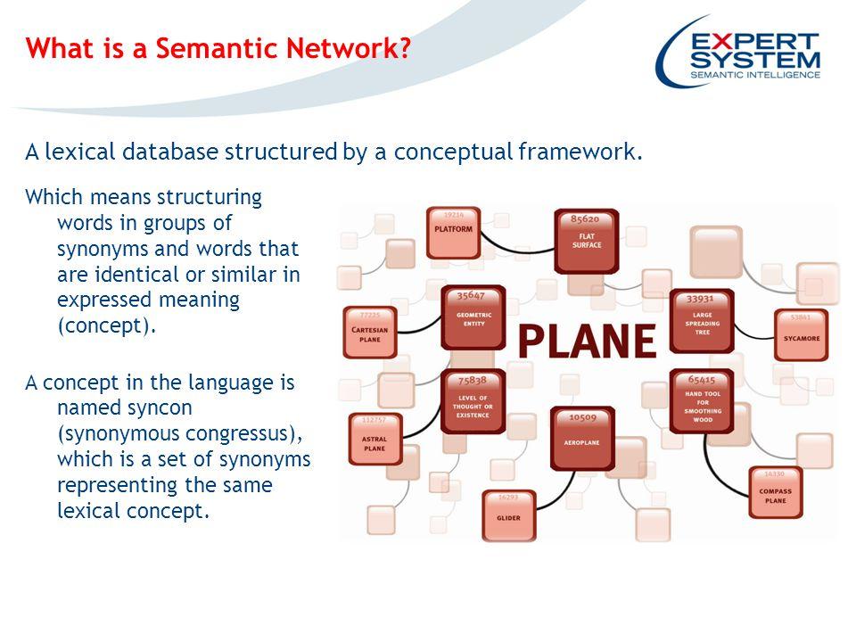 IPOTESI INGOMBRO EVENTUALE SCREENSHOT What is a Semantic Network.