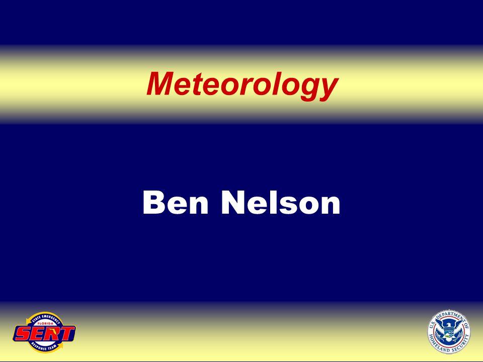 Meteorology Ben Nelson