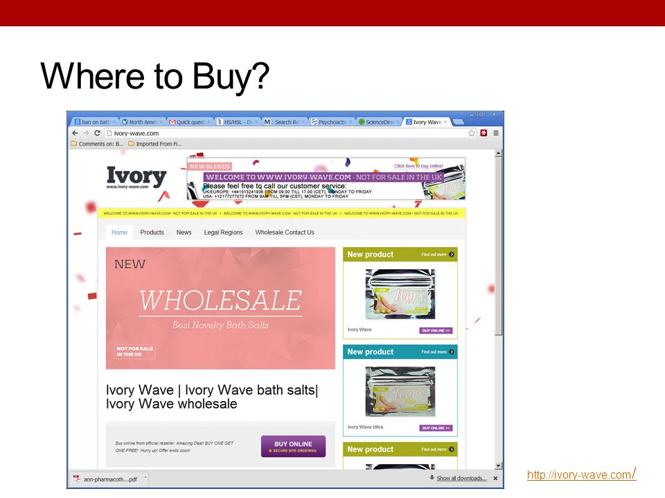 Where to Buy? http://ivory-wave.com /
