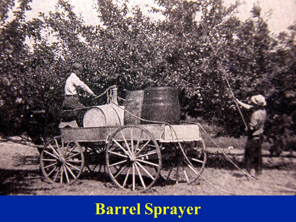Barrel Sprayer