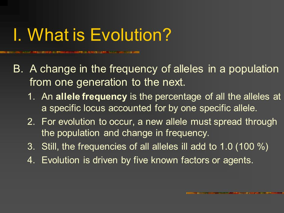 B.Physical anthropologists a formula called the Hardy Weinberg Equilibrium to determine whether allele frequencies in an isolated human population are changing.