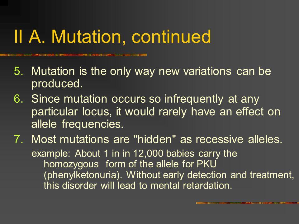 I A.Physiologic Variation 1. Lactose Tolerance 1.