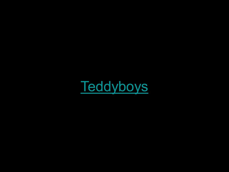 Teddyboys