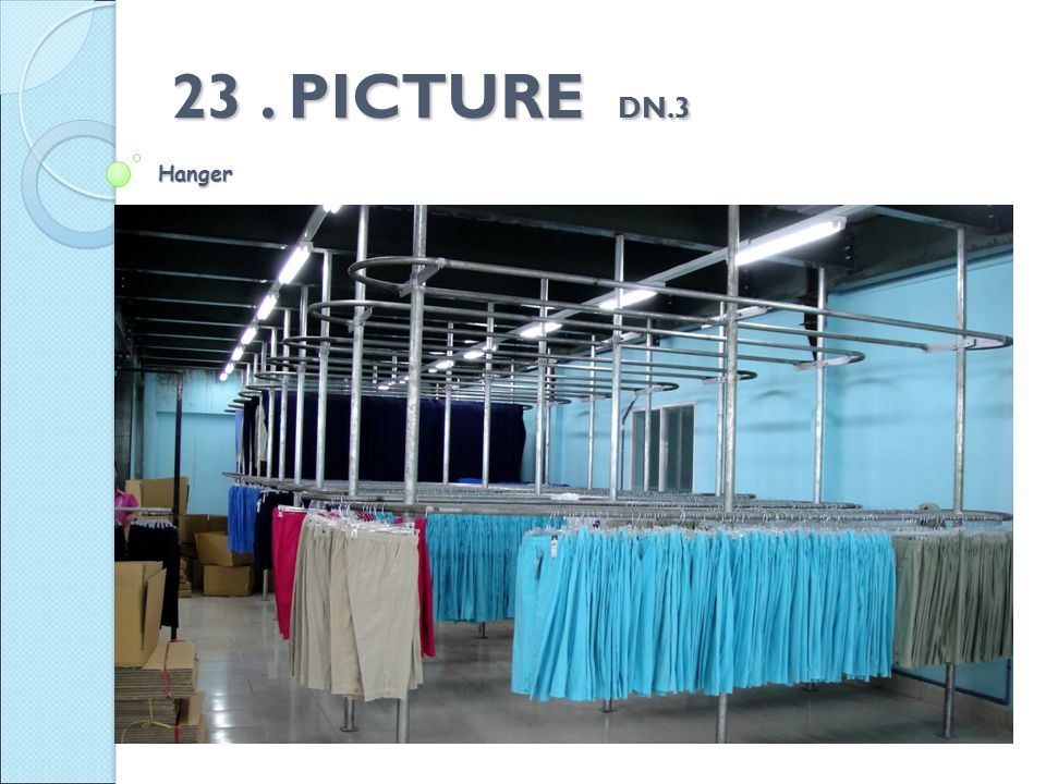 23. PICTURE DN.3 Hanger