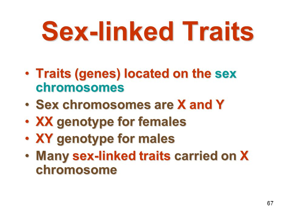 66 Law of Independent Assortment Alleles for different traits are distributed to sex cells (& offspring) independently of one another.Alleles for diff